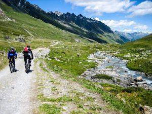 Bike Park des Arcs