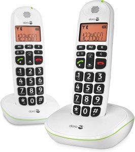 Téléphone fixe pour sénior Dore PhoneEasy